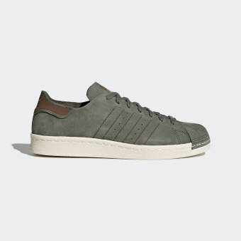 adidas Originals Superstar 80s Decon (CQ2211) grün