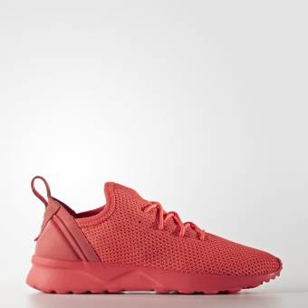 adidas Originals ZX Flux ADV Virtue Sock Easy Coral (BB2318) rot