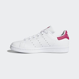 adidas Originals Stan Smith J (B32703) weiss