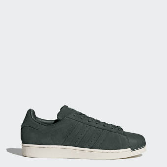 adidas Originals Superstar (BZ0200) grün