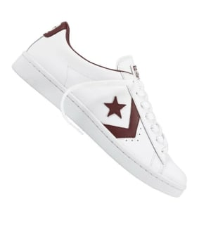 Converse Pro Leather 76 OX (157809C) weiss