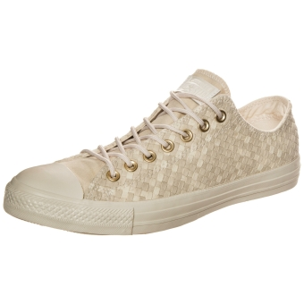 Converse Chuck Taylor All Star Denim Woven OX (153930C) braun