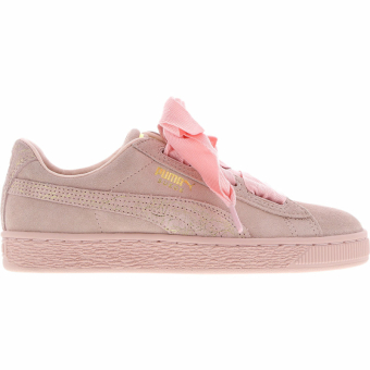 PUMA Suede Heart Sparkle Pack (366056 03) pink