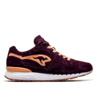 KangaROOS Coil R1 Shiraz MADE IN GERMANY (47225 6111) rot