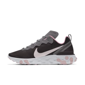 Nike React Element 55 By You (CJ1497-991) rot