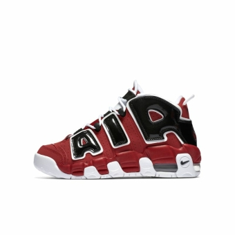 Nike Air More Uptempo GS (415082-600) rot