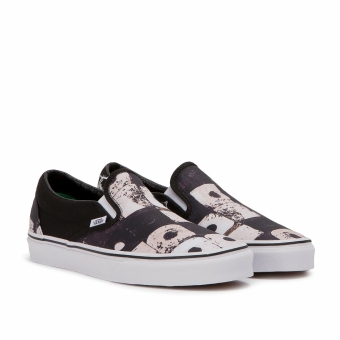 Vans A x Tribe Called Classic Quest Slip On (VA38F7Q4B) schwarz