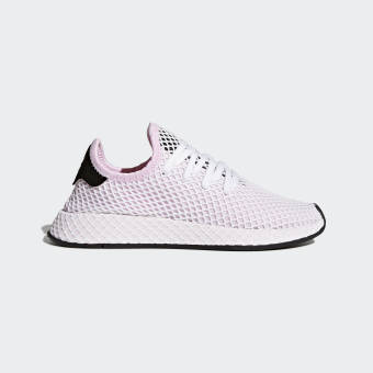hot sale online 8e101 d5959 adidas Originals Deerupt Runner in pink - AC8728  everysize
