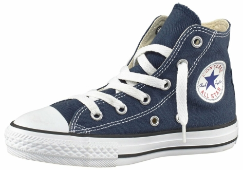 Converse Chuck Taylor All Star High (3J233C) blau