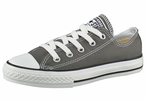 Converse Chuck Taylor All Star OX in grau 3J794C | everysize