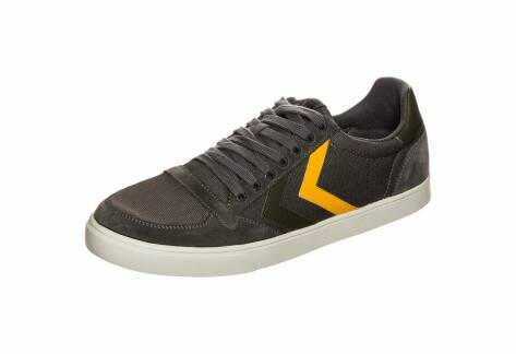 HUMMEL Slimmer Stadil Duo Canvas Low (065144-2600) bunt