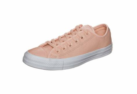 Converse Chuck Taylor All Star Pebbled Ox (157668C) pink
