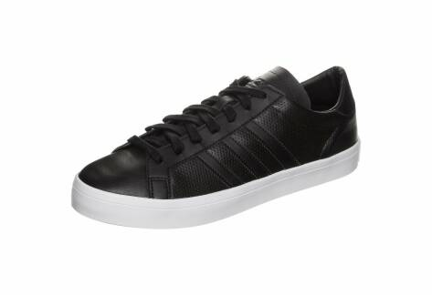 adidas Originals Courtvantage in schwarz BZ0442 | everysize