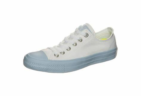 Converse Chuck Taylor All Star II Ox porpoise (155727C) weiss