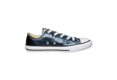 Converse Chuck Taylor All Star Metallic OX blau PVV0H09
