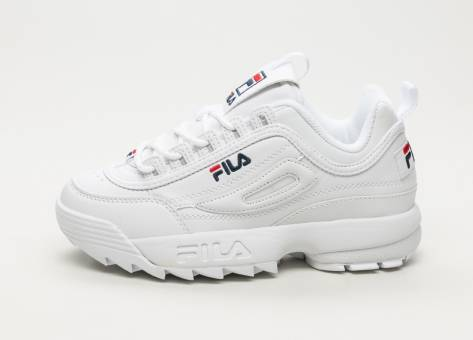 FILA Disruptor Low in weiss - 1010302.1FG | everysize