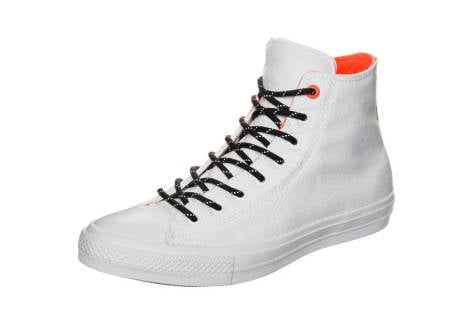 Converse Chuck All Star II Shield Hi Canvas (153534C) weiss