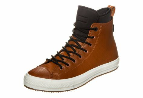 Converse All Star Ii Boot Leather Hi Sneaker (153572C) braun