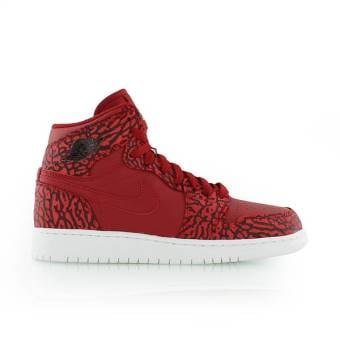 NIKE JORDAN Air 1 Retro Hi (838850-600) rot