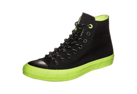 Converse Chuck Taylor All Star II Shield Canvas (153533C) schwarz