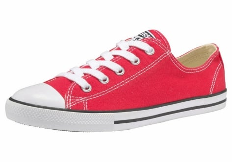 Converse Chuck Taylor All Star Dainty Ox (530056C) rot
