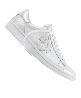 Converse Pro Leather LP Ox white (558030C) weiss