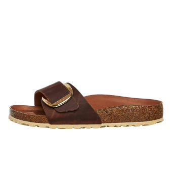 Birkenstock Madrid Big Buckle (1006525) braun