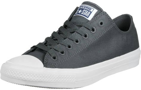 Converse Chuck All Star II Ox (150153C) grau