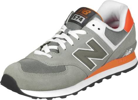 New Balance Ml574 (486881-60 12) grau