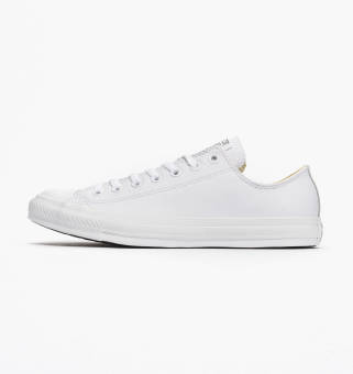 Converse All Star Mono Leather Ox (X36823) weiss