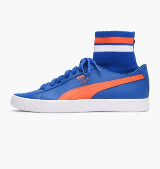 Puma Clyde Sock NYC (364948-03) blau