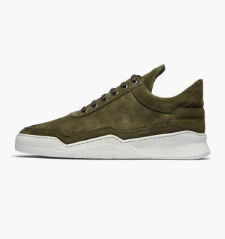 Filling Pieces Low Top Ghost (25222791926) grün