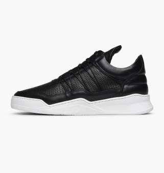 Filling Pieces Low Top Ghost (25222361861) schwarz