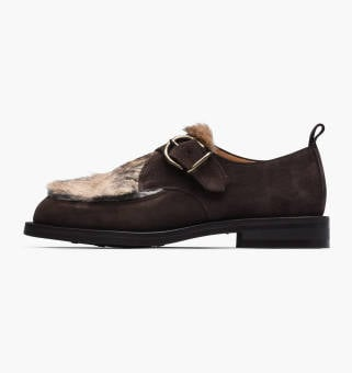 Hender Scheme Single Monk (ct-s-smk) braun