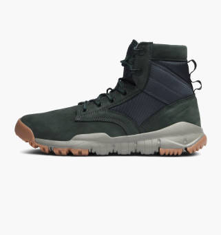 Nike SFB 6 NSW Leather Boot Outdoor Green (862507-301) grün