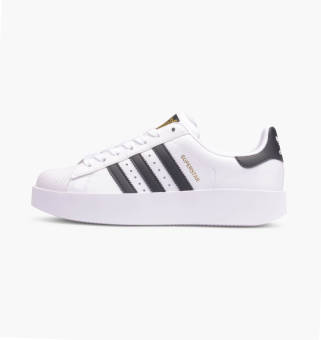 adidas Originals Superstar Bold W (BA7666) weiss