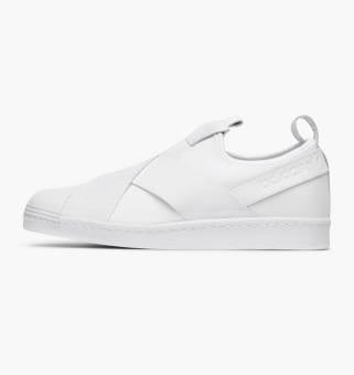 adidas Originals Superstar Slip On (BZ0111) weiss