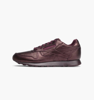 Reebok x Face Stockholm Classic Leather (BD1491) rot