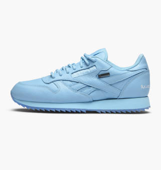 Reebok x Raised by Wolves Classic Leather Ripple Gore Tex (CN0254) blau