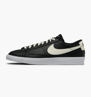 Nike Blazer Low Leather (AJ9515-001) schwarz
