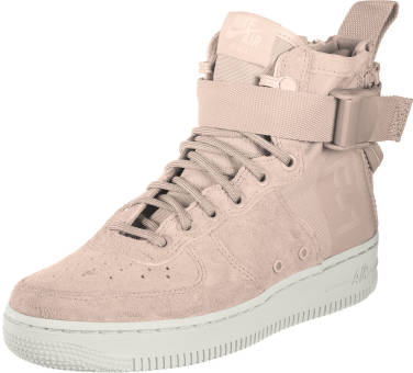 wholesale dealer 92b63 13429 Nike SF Air Force 1 Mid in pink - AA3966-201  everysize