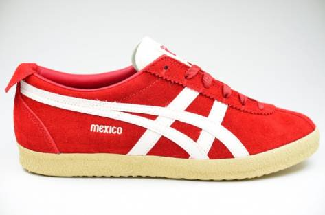 Asics Mexico Delegation (D601L-2199) rot