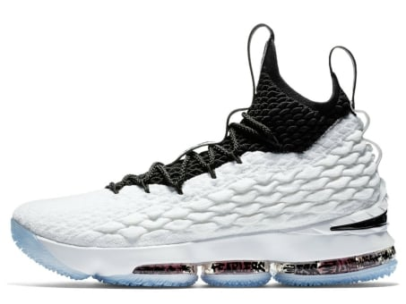 low priced bbbe2 c7d24 ... basketball floral herren weiß schuhe abc5a d7308  low price nike lebron  15 aq2363 100 weiss f5211 ef0f9