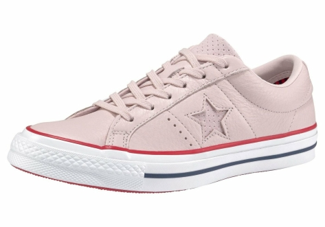 Converse One Star Ox (160623C) pink