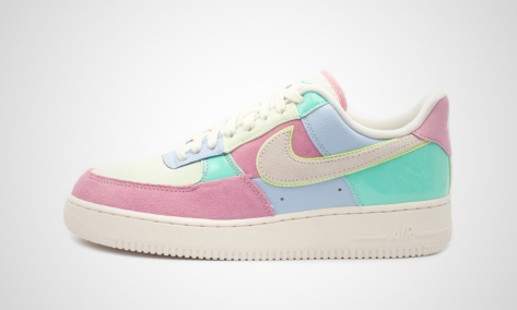 Nike Air Force 1 07 QS (AH8462-400) bunt