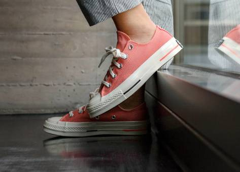 Converse Chuck Taylor All Star 70 OX (160522C) rot