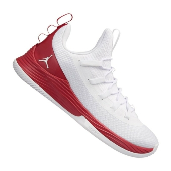 NIKE JORDAN Ultra Fly 2 Low Basketball (AH8110101) weiss