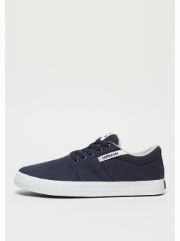 Supra Stacks Vulc II navy/white blau Günstig Kaufen Limited Edition Sneakernews Online JNDTEcR4