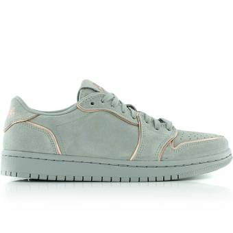 NIKE JORDAN Air wmns 1 Retro Low No Swoosh (AO1935-305) grün