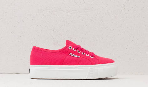 Superga 2790 Acot W Linea Up And Down (S0001L0P34) rot